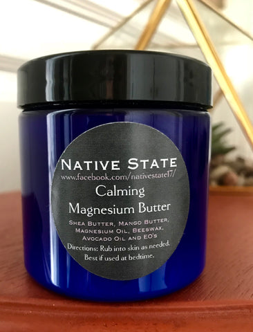 Calming Magnesium Butter