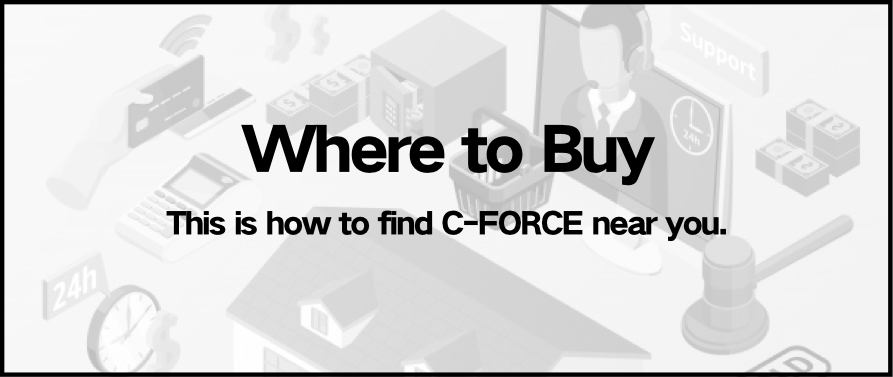 Where To Buy C Force