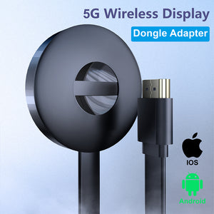 CF030 & CF030C - Wireless Display Adapter 1080p HDMI WiFi AirPlay Miracast Dongle