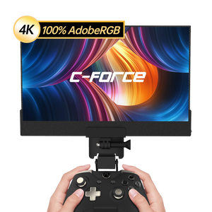 C-air - 4K 100%AdobeRGB handheld display