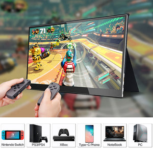 CF016xT - 15.6-inch 144Hz 1080p Ultra-slim Touch Portable Display (Only Available for US, Japan, Canada)