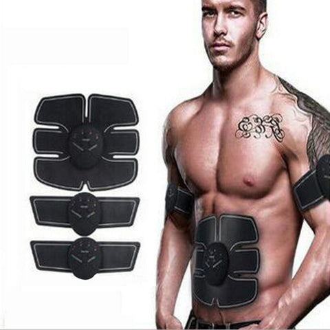 Abdominal Muscle Simulator - Exerciser Device