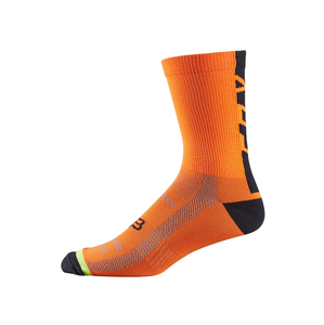 "Fox 8"" DH Socks - Orange"