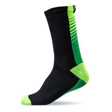 Trace Apparel  Blend Socks - Green