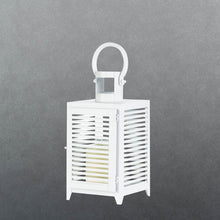 Kail White Lantern - Medium