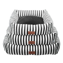 Striped Pet Beds - 3 Sizes