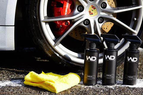 Wheel Cleaner Kit