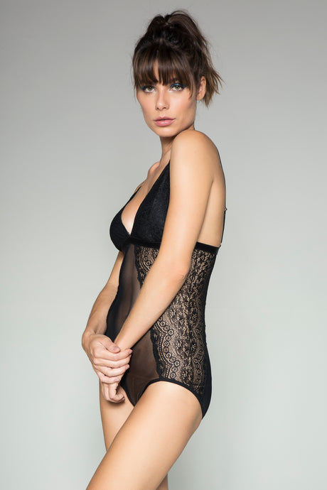 Body Astrologia Preto - ava intimates