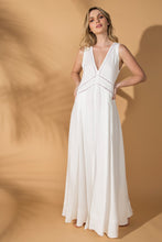 Vestido Lena - Off White - ava intimates