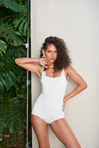Body Niassa - Off White - ava intimates