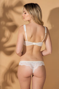 Calcinha Patmos Off White - ava intimates