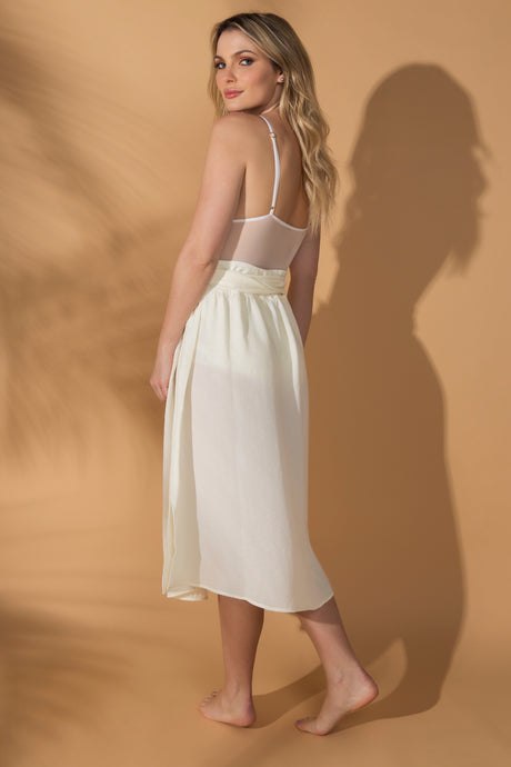 Saia Mekong -  Off White - ava intimates
