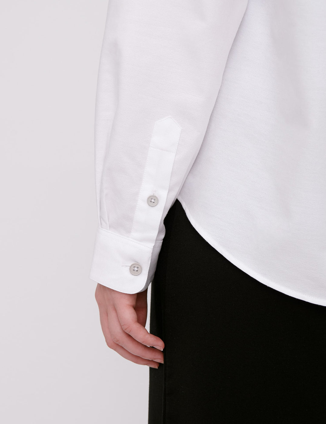 Organic Cotton Oxford Shirt