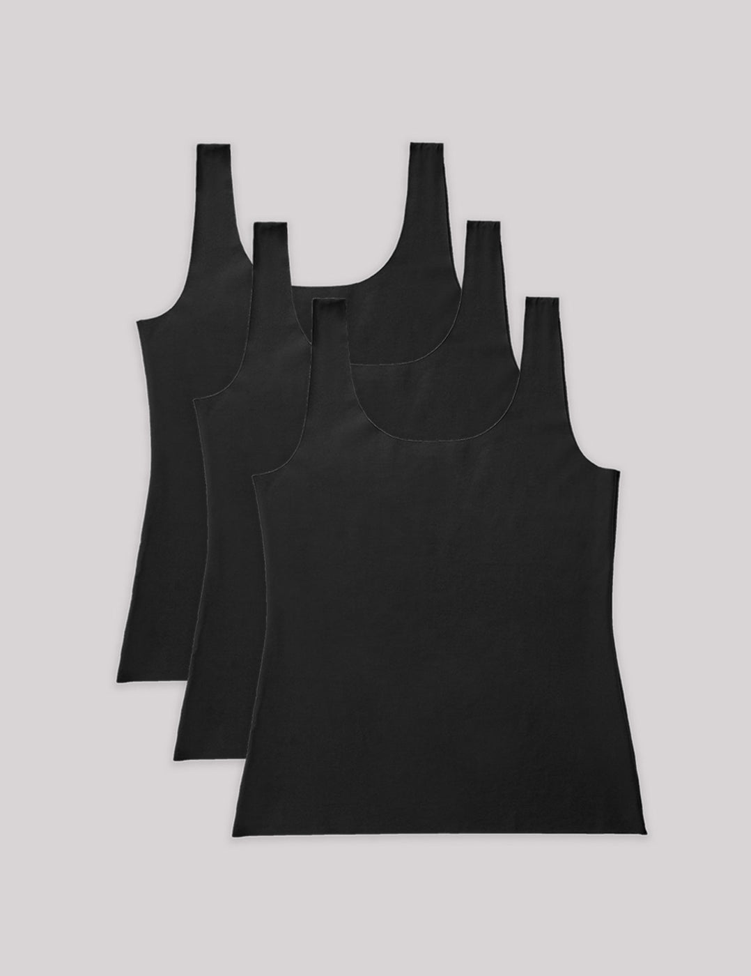 Invisible Tank Top 3-pack