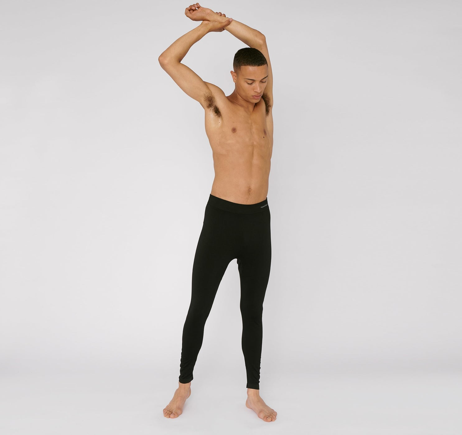 SilverTech™ Active Men's Running Tights