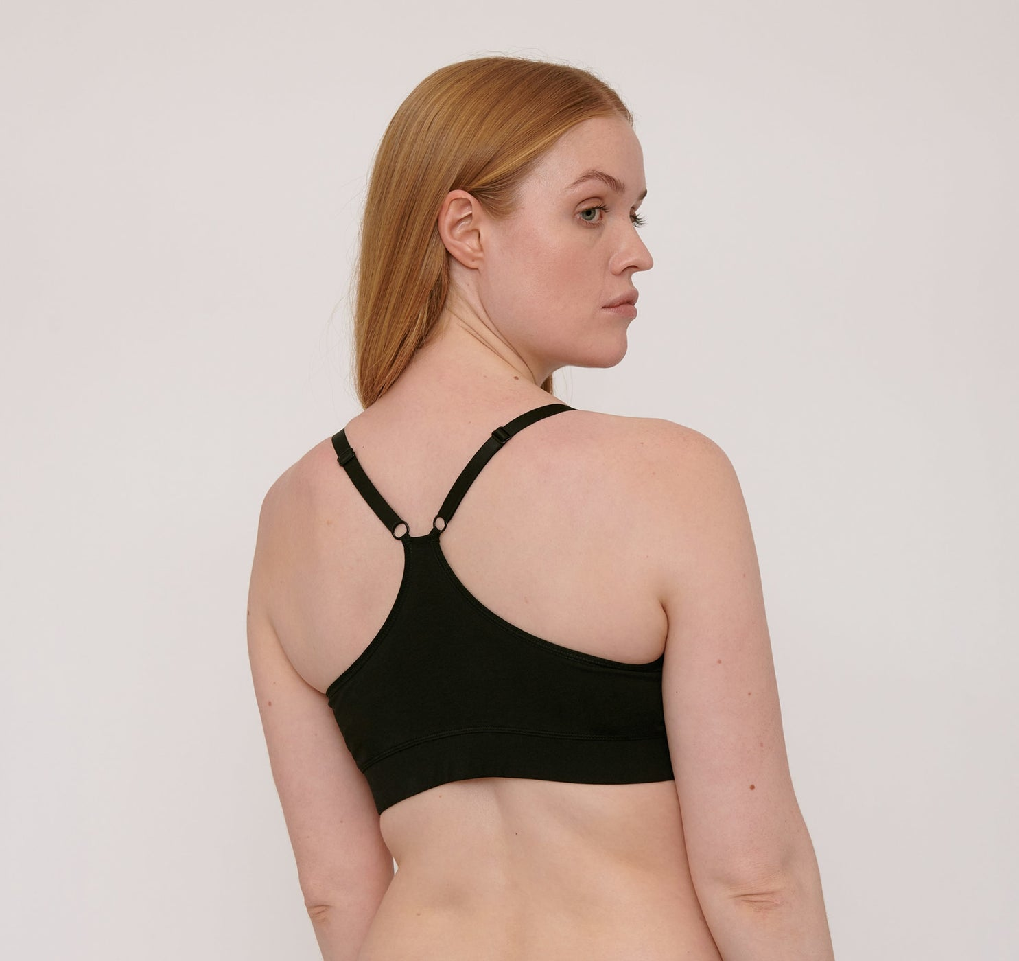 Organic Cotton Basic Bra
