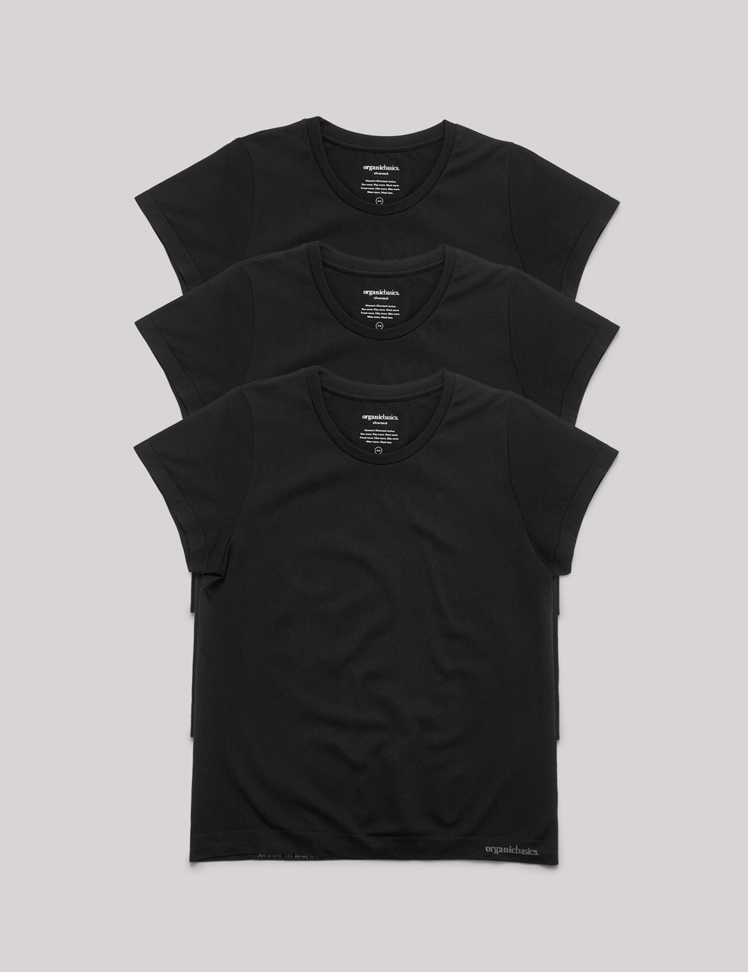SilverTech™ Active Tee 3-pack