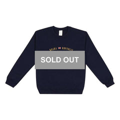 HERO CREWNECK SWEAT - MIDNIGHT