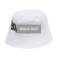 ROARA LOGO BUCKET - WHITE