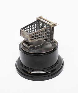 """Trophy for Women's Work no.1: Shopping"" 2008"