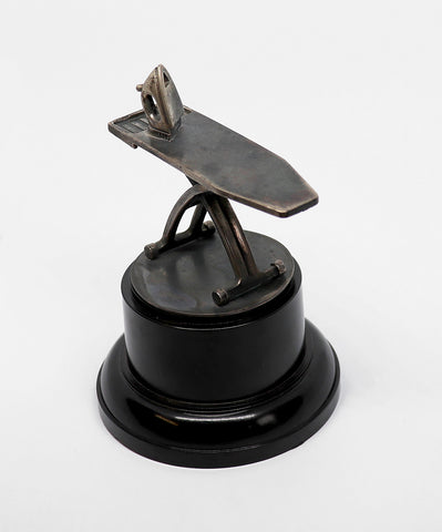 """Trophy for Women's Work no.2: Ironing"" 2008"