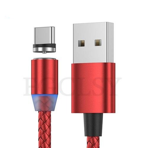 HappyCharge magnetic fast charging cable