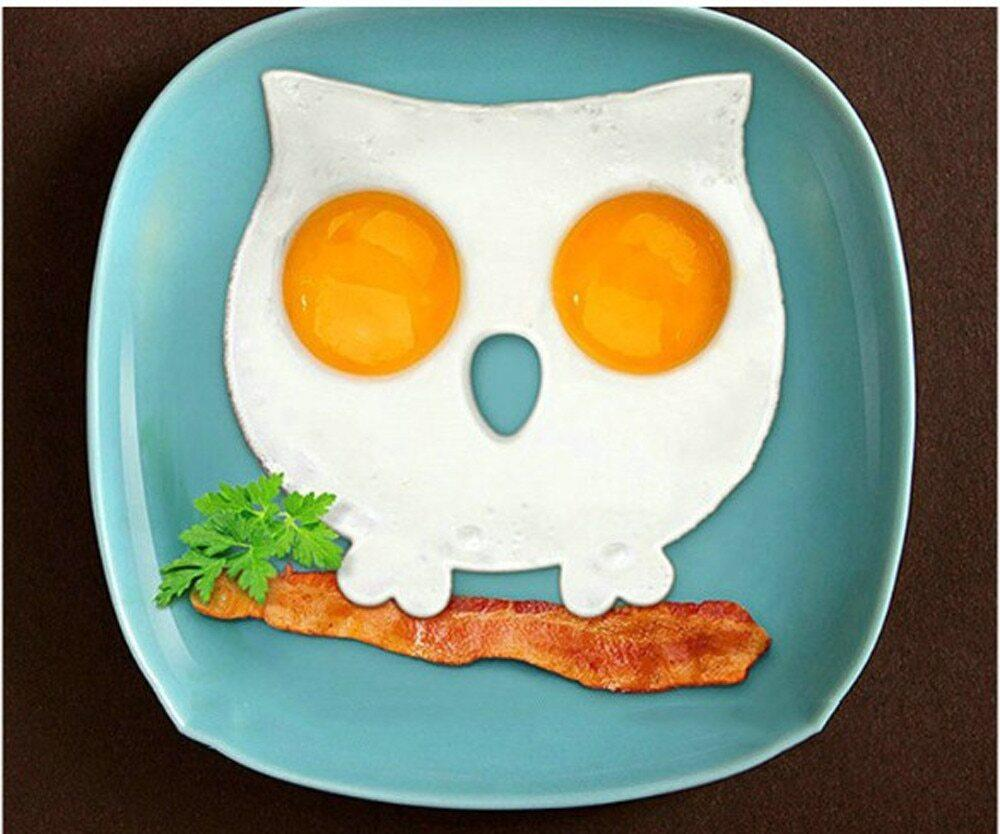Fried egg molds silicone