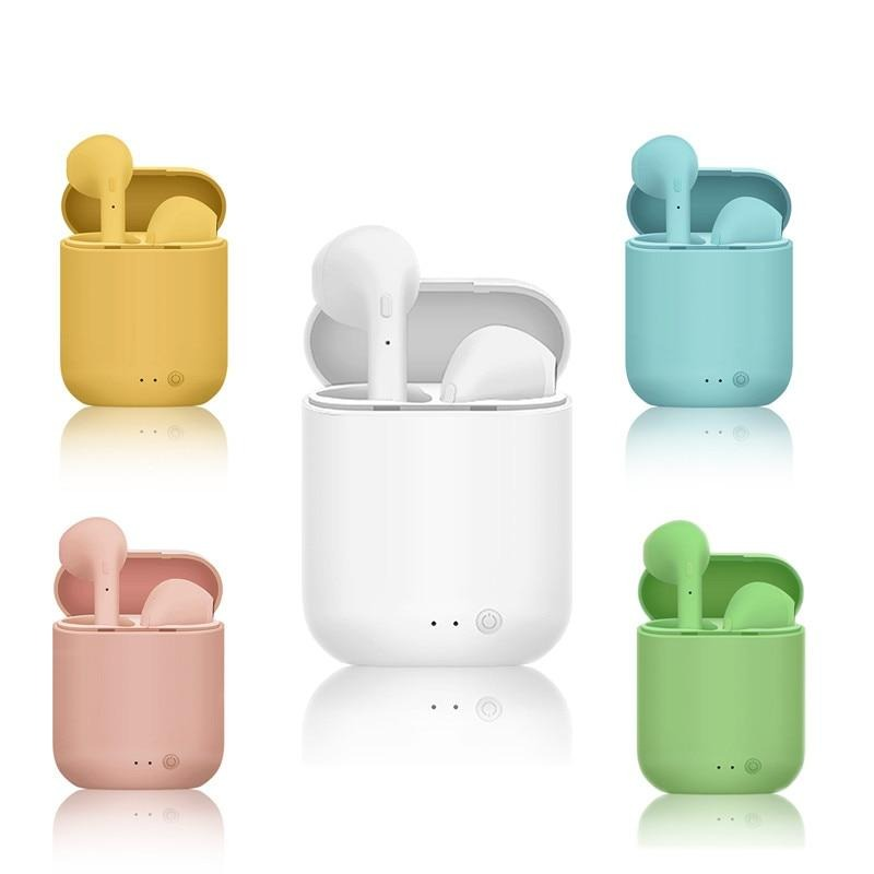 Macaron wireless bluetooth headset headphones