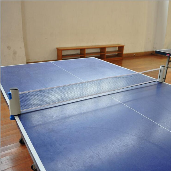Mobile table tennis net