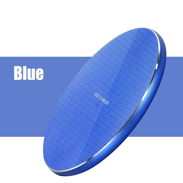 Fast wireless charger for Samsung & iPhone