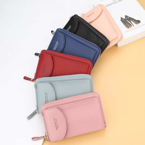 Modische Crossbody Selena Clutch Wallet