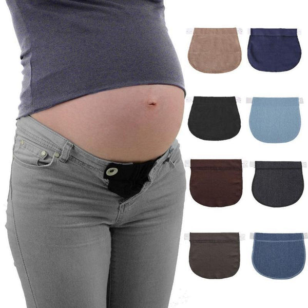 Pants extension for pregnant women