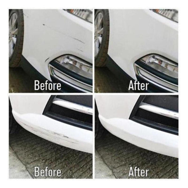Scratch remover for car paints (all paint colors)
