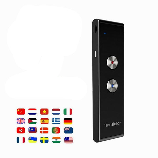 Portable instant translator - over 30 different languages