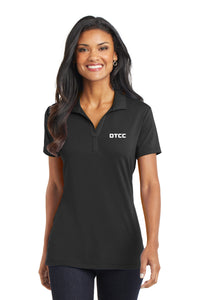 Port Authority Ladies Cotton Touch Performance Polo