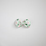 St Patrick's Day Faux Leather Bows (multiple colors/prints available)
