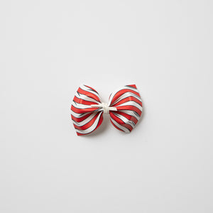 Going Places Faux Leather Bows (multiple colors/prints available)