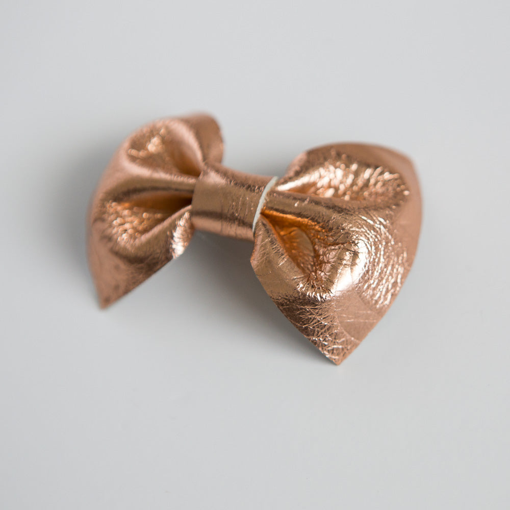 Celestial Leather Bow