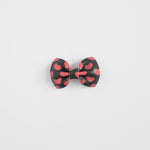 Sweetheart Leather Bow