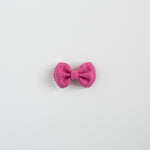 Galentine Leather Bow
