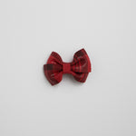 Holiday Collection Sawyer Leather Bows (multiple leather options)
