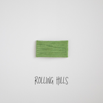 Rolling Hills Leather Snap Clip