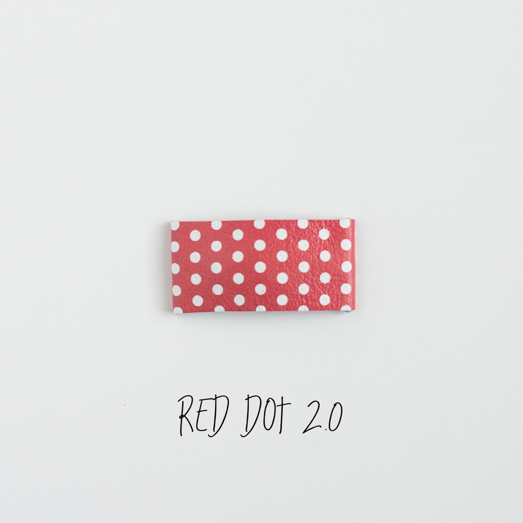 Red Dot 2.0 Leather Snap Clip