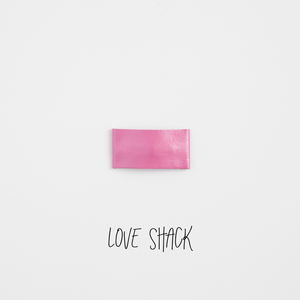 Love Shack Leather Snap Clip