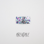 Arendale Glitter Snap Clip