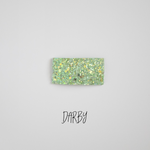 Darby Glitter Snap Clip