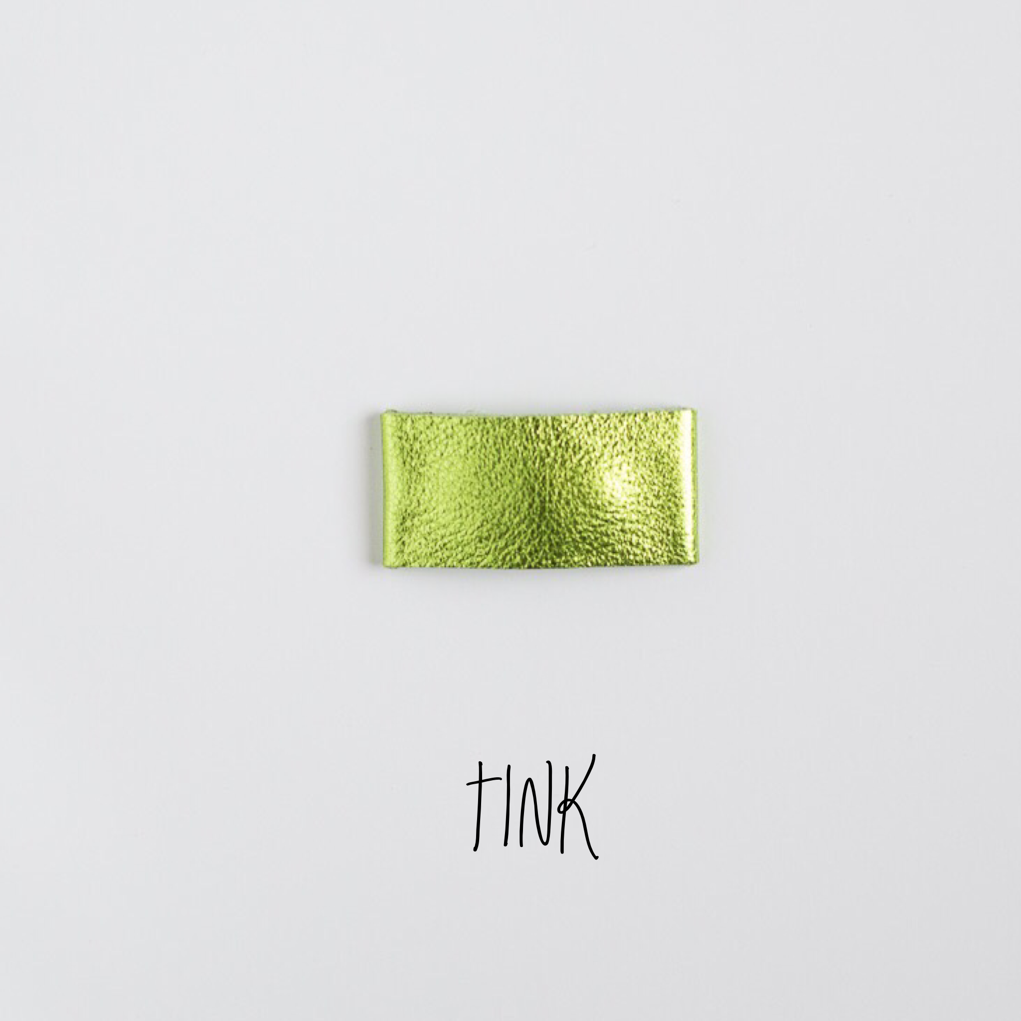 Tink Leather Snap Clip