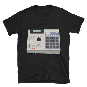 "MPC 2000 T-Shirt ""For the beatmakers"" - Warrior Sound Gear"