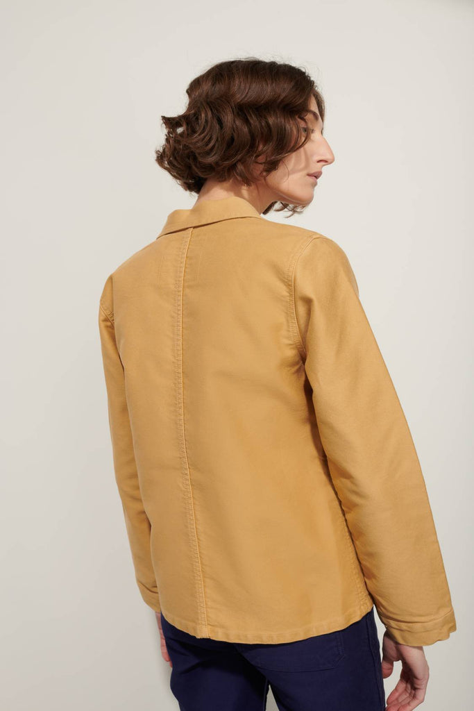 Le Mont Saint Michel work jacket kraft, arbejdsjakke,
