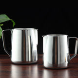 Stainless Steel Milk Frothing Jug - MyCoffeeBrew
